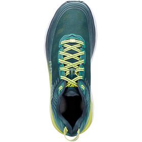 Hoka One One Bondi 6 Zapatillas running Hombre, deep teal/green oasis